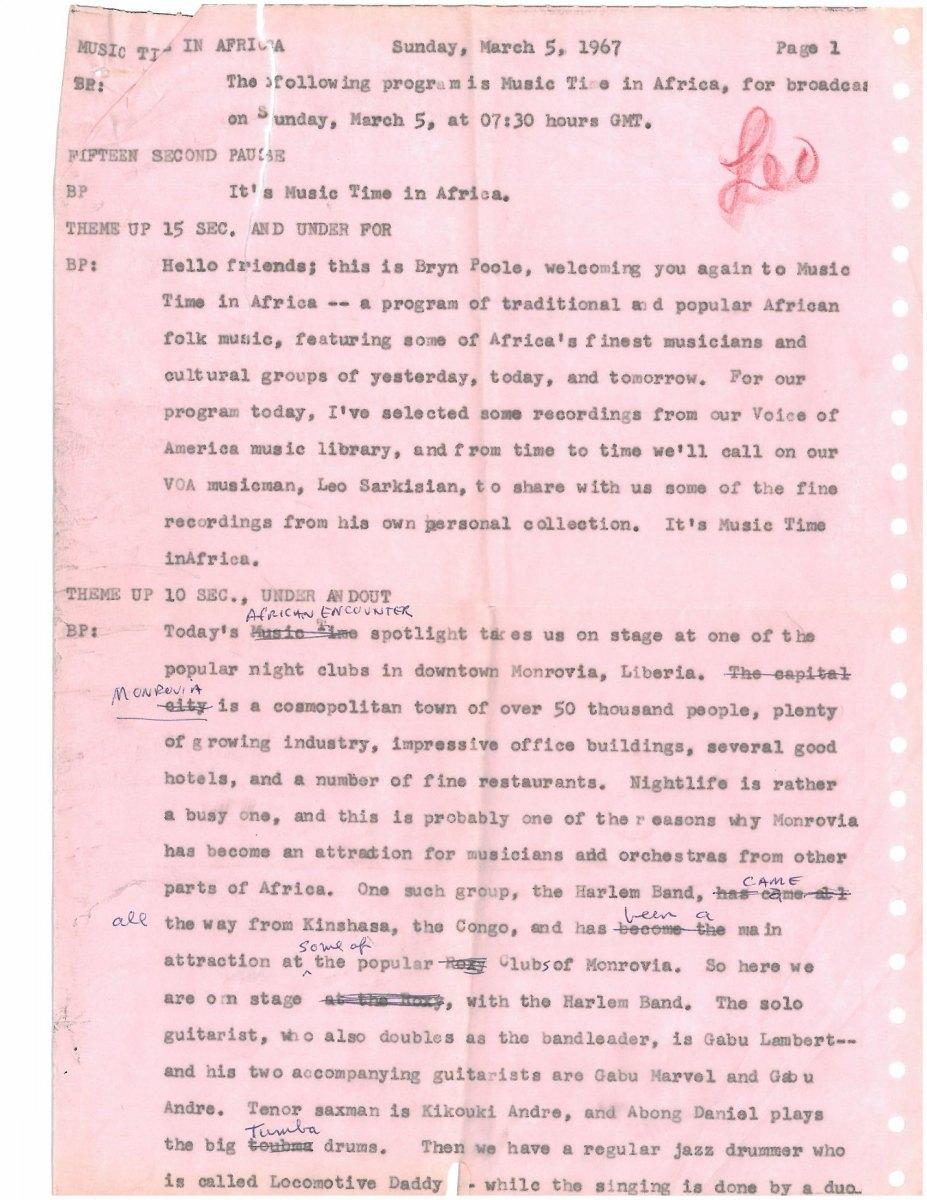 6a-Script-March-5-1967